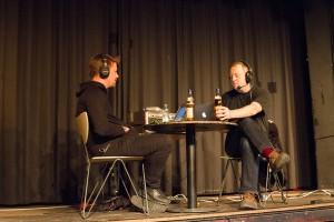 Linus Neumann und Tim Pritlove